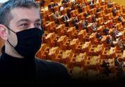 VIDEO -Senatorii și deputații români, mai mult pe acasă decât la muncă