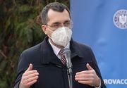 Moțiunea împotriva ministrului Sănătății, Vlad Voiculescu, a căzut la vot