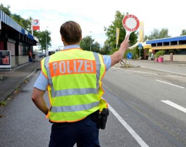 Germania prelungeşte controalele la frontiera cu Austria şi Cehia cu încă 14 zile