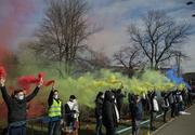 Protest masiv în Piața Victoriei! Sindicaliștii, nemulțumiți de înghețarea veniturilor