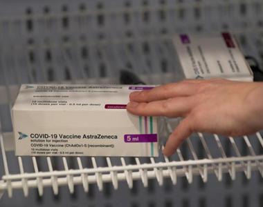 O altă tranşă de vaccin AstraZeneca va ajunge în România