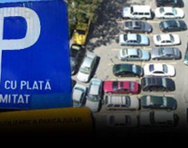 VIDEO-Parcare contra cost pe mai multe bulevarde din Capitala României