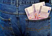 Curs valutar BNR, azi 18 februarie.  Vești neplăcute pentru românii cu credite în euro