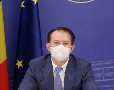 Guvernul condus de Florin Cîțu adoptă azi noi măsuri de austeritate