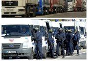 Românii care jefuiau TIR-urile în mers, în Franța, căutați de poliție. Doi au fost capturați, șase sunt de negăsit
