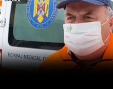 VIDEO -Ambulanța a ajuns la caz fără medic. Un copil de trei ani, mort