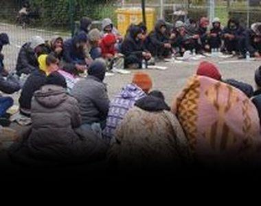 VIDEO -Numărul refugiaților care trec prin România mai mare ca oricând