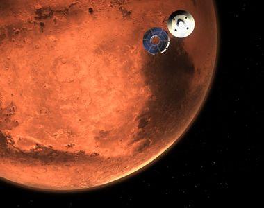 Moment istoric: Roverul Perseverance al NASA a ajuns pe Marte și a transmis imagini - FOTO