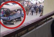 O tânără a fost împușcată în cap, în timpul protestului din Myanmar
