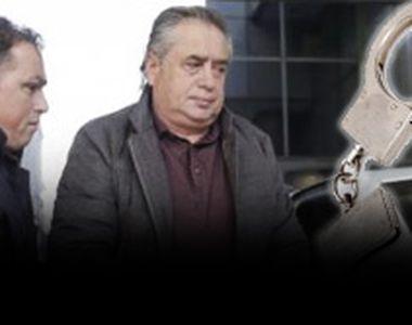 VIDEO - Ioan Niculae s-a întors în țară și a fost arestat de la avion
