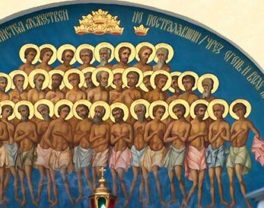 Calendar ortodox martie 2021. Cele mai importante sărbători din prima lună de primăvară