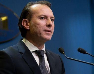 Florin Cîțu, anunț important despre sporurile bugetarilor