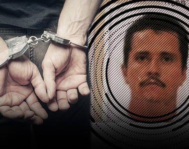 VIDEO - Liderul celui mai violent cartel de droguri din Mexic, arestat la Constanța