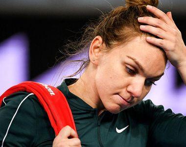 Simona Halep a coborât în clasamentul WTA. Vești de la Australian Open 2021
