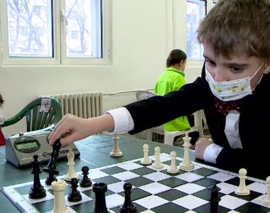VIDEO-Copilul de șase ani care pune România în fruntea șahului mondial