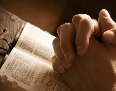 Rugăciunea de luni. Îți va merge bine toată săptămâna dacă o rostești
