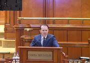 Circ în Parlament. Florin Cîțu: M-au invitat aici să vadă cât rezist la înjurăturile lor. Cei de la AUR au ieșit din sală (VIDEO)