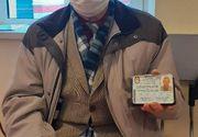 Un veteran de război, în vârstă de 91 de ani, s-a vaccinat împotriva COVID-19