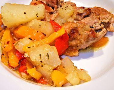 Piept de pui și cartofi. 4 idei pentru pofticioși