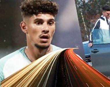 VIDEO -Florinel Coman a fost prins cu viteză și un permis posibil fals