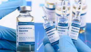 O altă tranșă de vaccin anti-COVID Moderna a ajuns în România