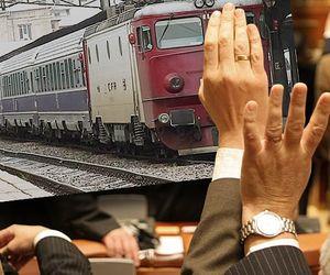 Transport gratutit pentru parlamentari cfr