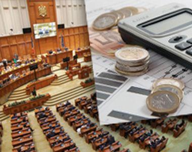 VIDEO -Bugetul de stat al României, discutat de parlamentari în martie