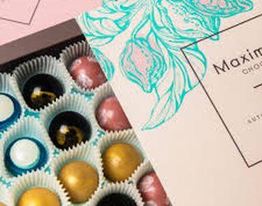 VIDEO - Afacere creativă cu ciocolată după rețete proprii - un succes