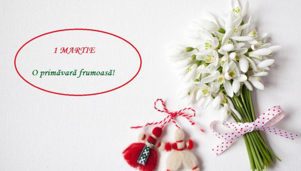 Felicitari de 1 Martie 2021: Cele mai frumoase imagini cu text pentru persoanele dragi cu ocazia venirii primăverii