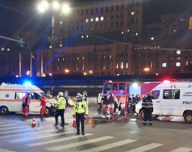 BREAKING: Accident grav în București, între un autoturism și o motocicletă....