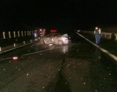 Accident grav! Două persoane decedate și alte cinci au fost rănite