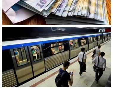 Schimbare la conducerea Metrorex. Care este salariul mediu în companie și cum a crescut...