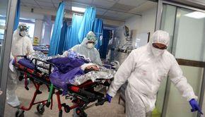 """Bilanț coronavirus, vineri 26 februarie. Câte cazuri noi au fost confirmate. Ce județe sunt în """"zona roșie"""""""