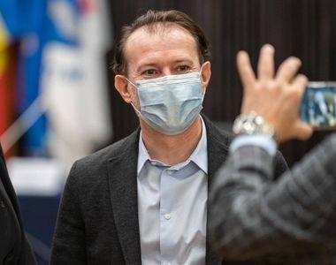 Premierul Florin Cîțu, anunț despre paşaportul de vaccinare