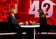 """Dan Barna vine marți, la """"40 de întrebări cu Denise Rifai""""; """"I-ați păcălit pe cei care v-au votat?"""", una dintre întrebările la care politicianul va trebui să răspundă"""