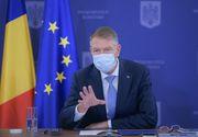 Klaus Iohannis, anunț de ultima oră despre certificatele de vaccinare