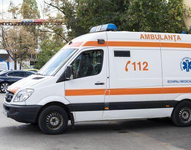 Un pacient a murit după ce a căzut de la etajul cinci al Spitalului Judeţean Constanța