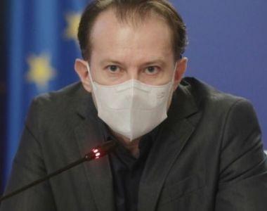 Florin Cîţu a transmis un mesaj cu ocazia Zilei Protecţiei Civile