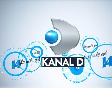 Astăzi, de Mărțișor, Kanal D împlinește 14 ani!