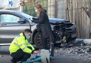 VIDEO - Răsturnare de situație în cazul accidentului mortal din Capitală. Șoferița consumase alcool