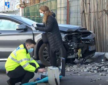 Răsturnare de situație în cazul accidentului mortal din Capitală. Șoferița consumase...