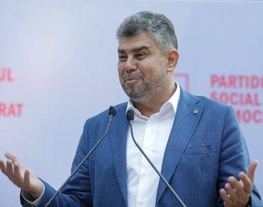 """Ciolacu face anunțul: """"Aleşii locali ai PSD vor să vină la Palatul Cotroceni ca să..."""