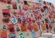 VIDEO - Mărțișoare pentru cadrele didactice în prima zi de primăvară