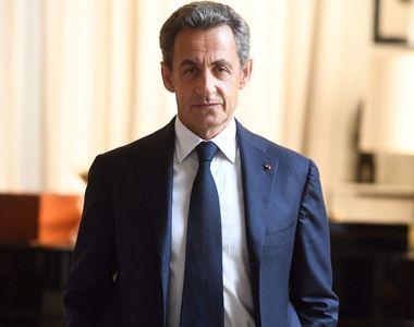 Fostul președinte francez Nicolas Sarkozy, condamnat la închisoare cu executare!