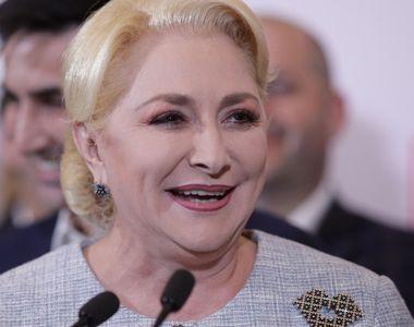 """Viorica Dăncilă: """"Am fost premierul României şi nu am fost marioneta nimănui"""""""