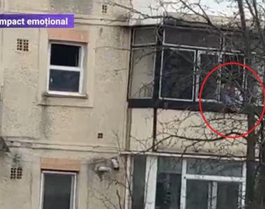 VIDEO - Dialogul halucinant dintre agresorul de la Onești și Poliție. Primele imagini