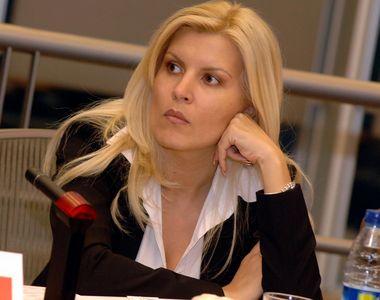 Elena Udrea, după condamnarea la 8 ani de închisoare: O blestem pe judecătoare