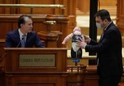 Parlamentul a adoptat bugetul pe 2021 în forma propusă de Guvern (VIDEO)