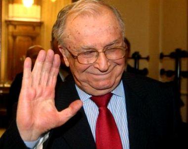 Ion Iliescu își serbează ziua de naștere. Fostul președinte al României împlinește...