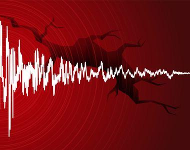 Cutremur de 6,3 grade pe scara Richter. Anunțul seismologilor